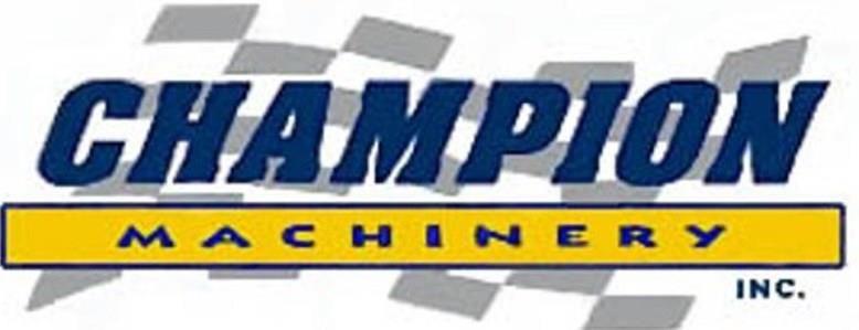 Champion Machinery, Inc.