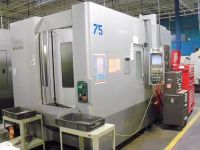 CNC Horizontal Machining Center NTC ZH 4000