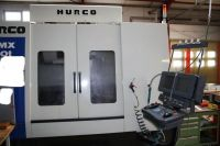 Centro de mecanizado vertical CNC HURCO VMX 50 T