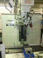 Mașină de frezat CNC MILLTRONICS MB 10-A