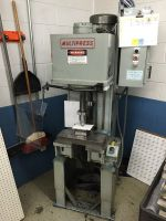 C Frame Hydraulic Press DENISON MULTIPRESS WR 87 M C 404 FS 1