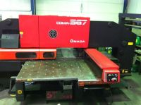 Turret Punch Press AMADA COMA 567