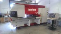 Turret Punch Press NISSHINBO HTP-1000