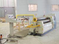 4 Roll Plate Bending Machine CARELL 4 HR 1004