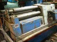 4 Roll Plate Bending Machine WDM 400-7-4