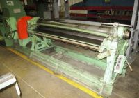3 Roll Plate Bending Machine HENDLEY WHITTMORE 3-E