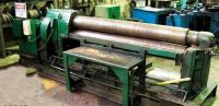 3 Roll Plate Bending Machine WEBB 8006