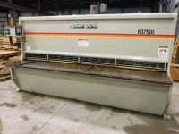 Hydraulic Guillotine Shear ACCURPRESS 637510