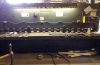 Hydraulic Guillotine Shear AMADA H-4013