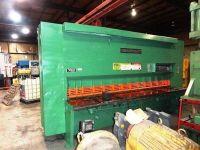 Hydraulic Guillotine Shear CINCINNATI 750 HS