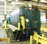 Hydraulic Guillotine Shear PACIFIC 500 R 20