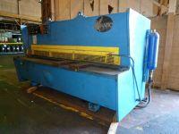 Hydraulic Guillotine Shear ATLANTIC HD 50-10