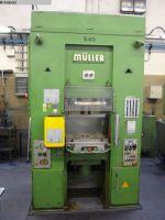 H Frame Hydraulic Press MUELLER SZ 40.30.1