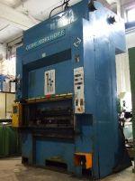 H Frame Hydraulic Press EDELHOFF HZP 100