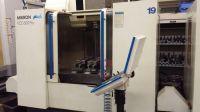 CNC verticaal bewerkingscentrum MIKRON VCE 600 Pro