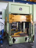 H Frame Hydraulic Press LUIGART RPY 50