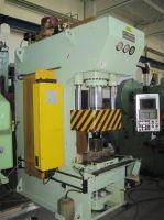 C Frame Hydraulic Press HYDRAP HPSK-100