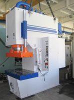 C Frame Hydraulic Press OEVERMANN ESP 150