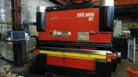 Prensa plegadora hidráulica CNC AMADA HDS 8025 NT