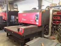 2D laser AMADA LC1212XLA2