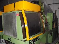 Plastics Injection Molding Machine ENGEL ES 200H80V40AL2F