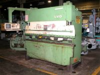 CNC Hydraulic Press Brake LVD 55-BH-08 N