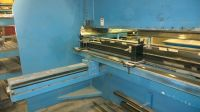 CNC Hydraulic Press Brake HACO REM 150-14 1999-Photo 5
