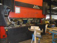 CNC Hydraulic Press Brake AMADA HFBO 1703