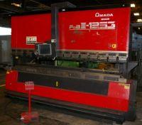 CNC Hydraulic Press Brake AMADA FBD-III 1253 NT