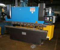 CNC Hydraulic Press Brake YANGLI WC 67 K 500 KN 2500