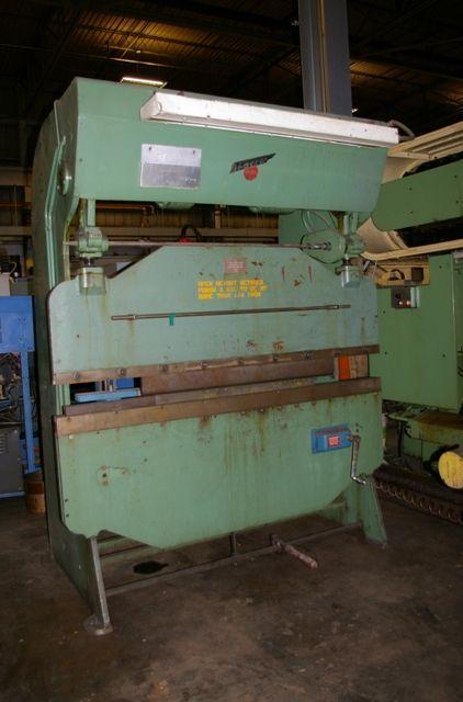 Mechanical Press Brake DIACRO 16-72 1975