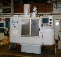 CNC de prelucrare vertical MILLTRONICS VM 15