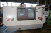 CNC Vertical Machining Center HAAS VF-5