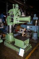 Radial Drilling Machine KIKINDA RB 40 SPA
