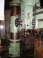 Radial Drilling Machine H. CEGIELSKI WR 50/2