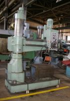 Radial Drilling Machine WILLIS BERGO TR 40-1250 H