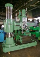Radial Drilling Machine OOYA RE 3-1600