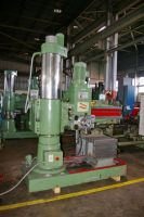 Radial Drilling Machine CLAUSING RF 50/1250