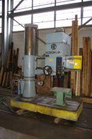 Radial Drilling Machine H. CEGIELSKI WRA-40