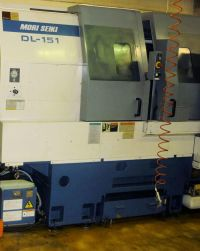 CNC-Drehmaschine MORI SEIKI DL 151 Y