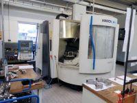 Vertikal CNC Fräszentrum MIKRON HSM 600 U