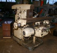 Horizontal Milling Machine GORTON 3-34