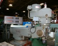 Vertical Milling Machine EX-CELL-O STYLE 602 1982-Photo 3