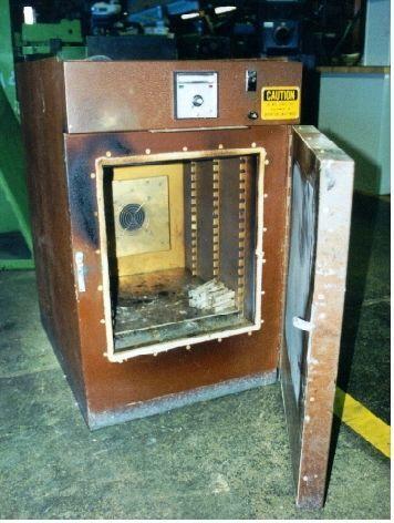 Hardening Furnace HUPPERT S T 1980