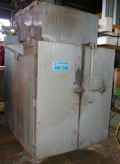 Hardening Furnace STEELMAN 456 GTC-OB 1993