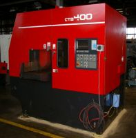 Band Saw Machine AMADA CTB 400