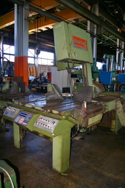 Band Saw Machine MARVEL 25 APC 1991