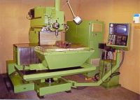 Frezarka CNC HERMLE UWF 1001