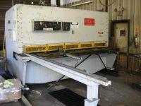 Hydraulic Guillotine Shear CHICAGO DREIS KRUMP OHS-10500