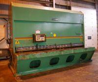 Hydraulic Guillotine Shear ACCURSHEAR 8100012